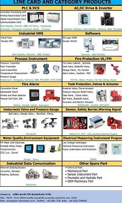จำหน่ายอุปกรณ์อุตสาหกรรม